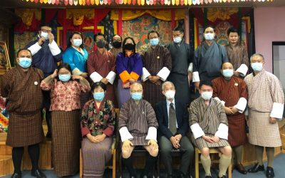 Bhutan Structured and Mentoring Approach to Research Training (BSMART) for KGUMSB Faculty